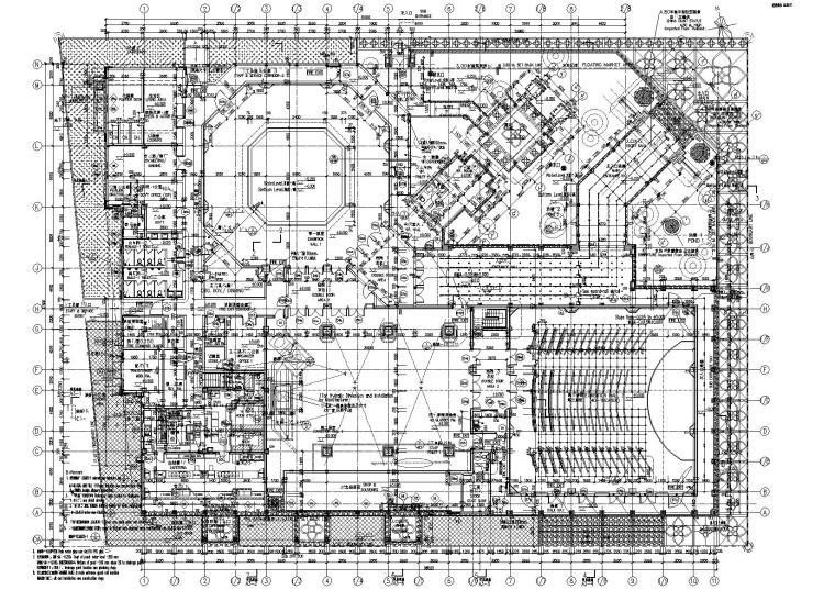[上海]中国2010年上海世博会泰国馆施工图