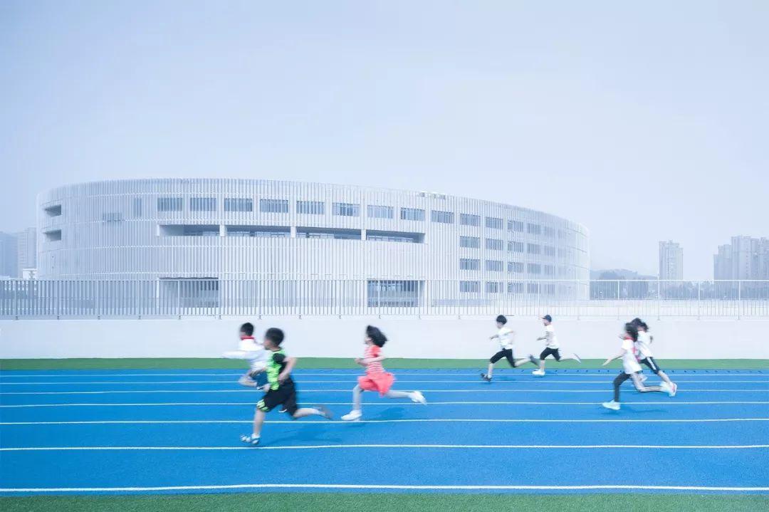 北京十一学校崂山分校:意象、原形、展示_8