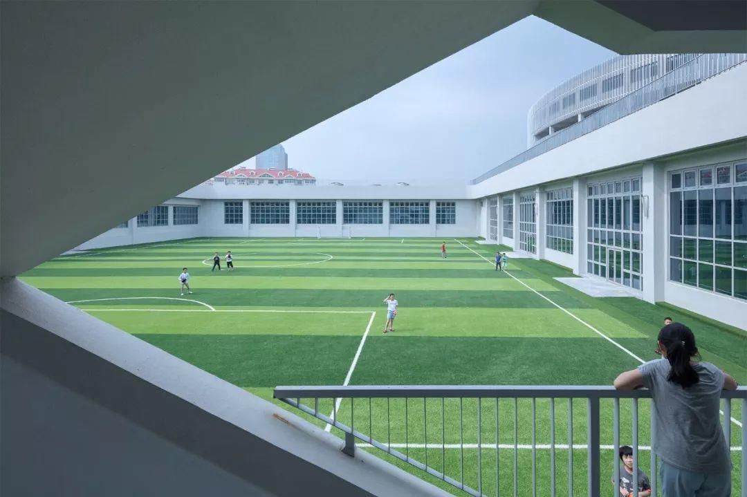 北京十一学校崂山分校:意象、原形、展示_9