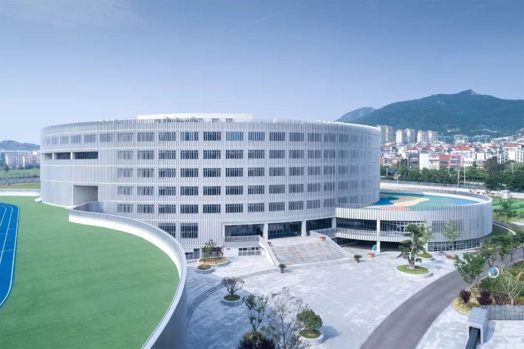北京十一学校崂山分校:意象、原形、展示_16