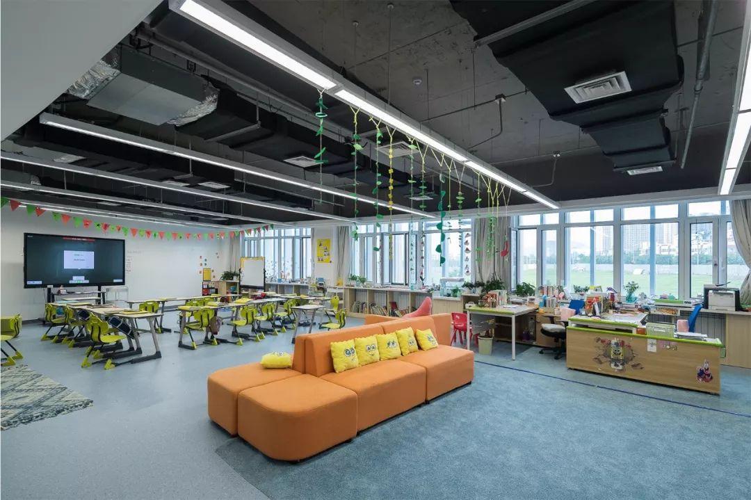 北京十一学校崂山分校:意象、原形、展示_24