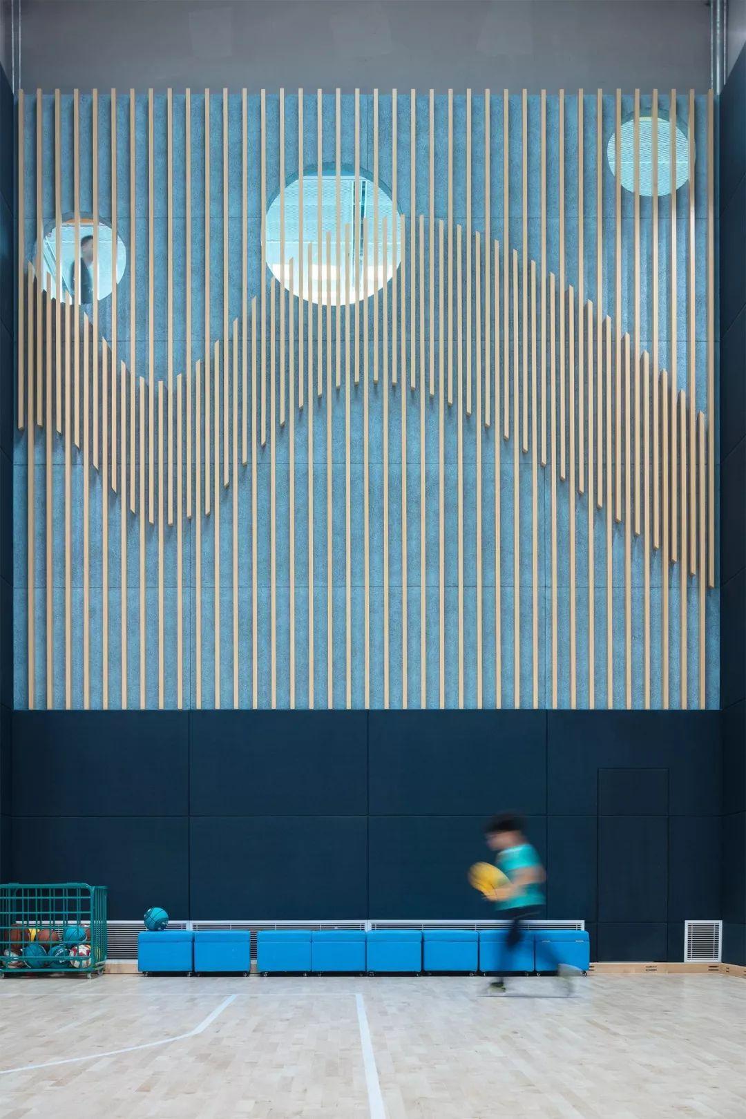 北京十一学校崂山分校:意象、原形、展示_31