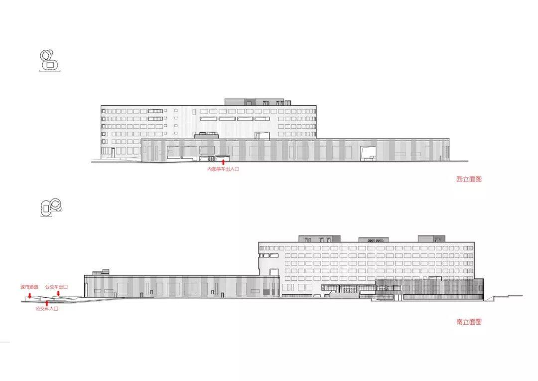 北京十一学校崂山分校:意象、原形、展示_39