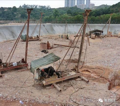 不同种类桩基础工程施工工艺和质量标准_7