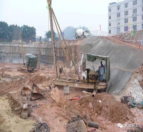 不同种类桩基础工程施工工艺和质量标准_8