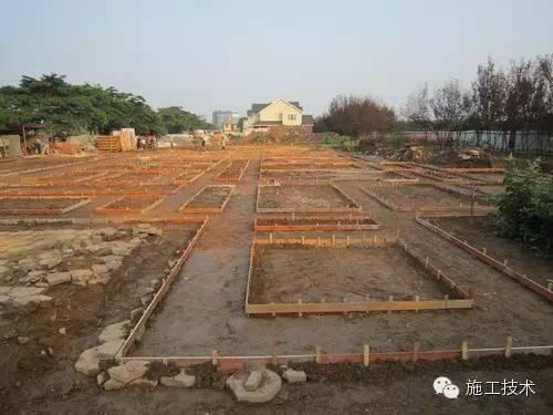 土建施工全流程21条关键点,图文并茂!