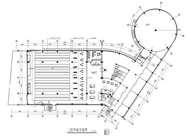 文体中心保龄球馆装饰项目设计施工图