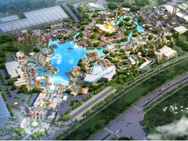 实例详解:大型主题乐园给排水设计怎么做?_1