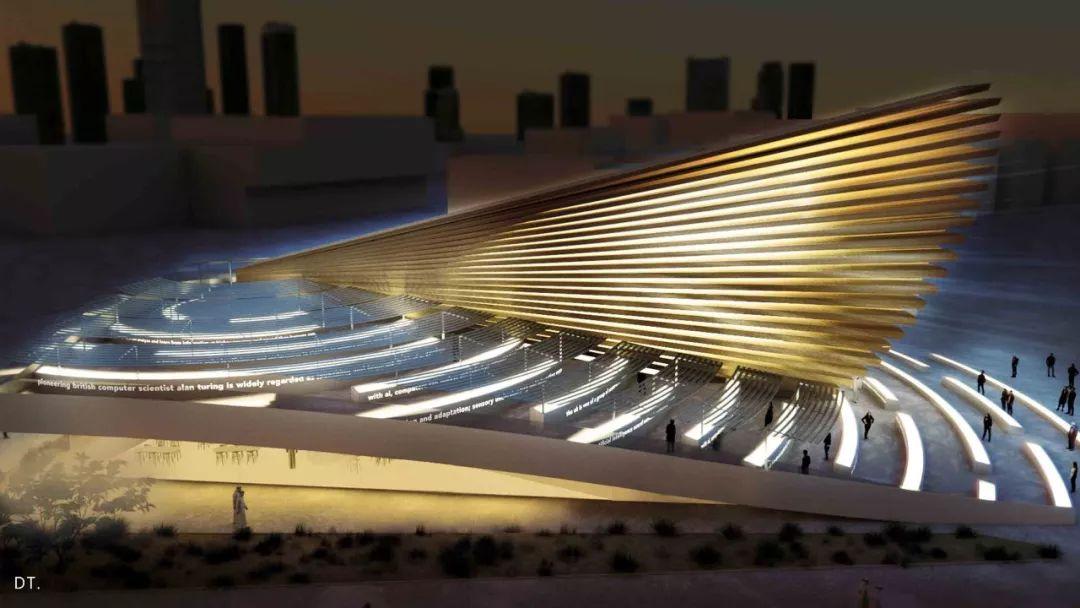 2020迪拜世博会,最新各国展馆建筑设计赏析_12