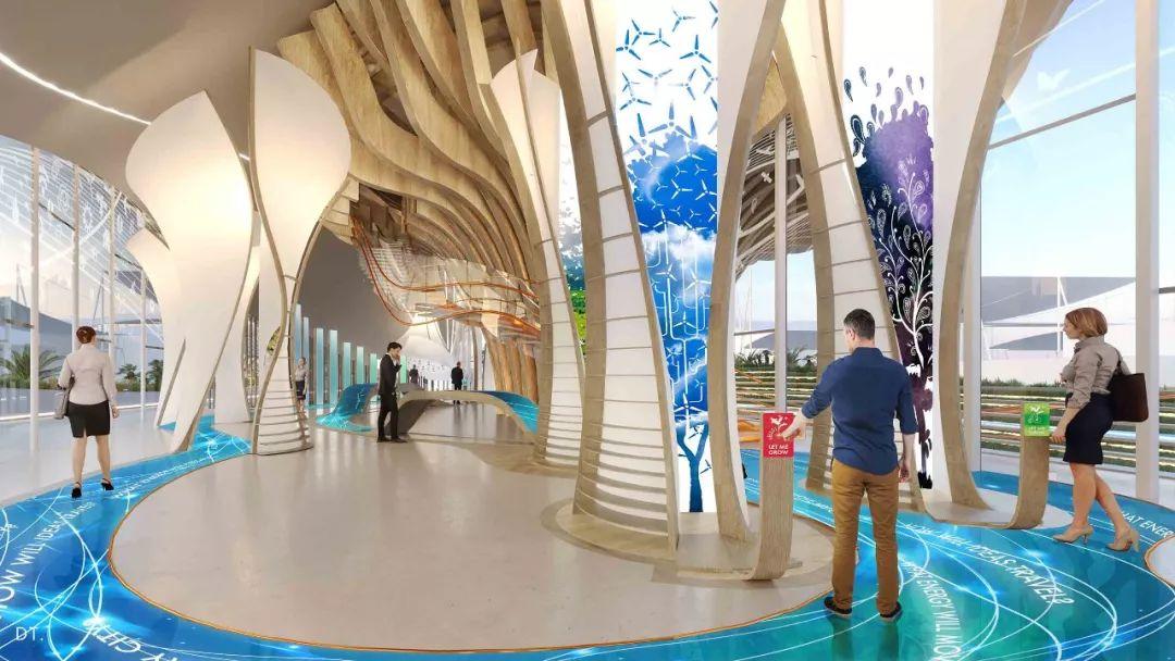 2020迪拜世博会,最新各国展馆建筑设计赏析_17