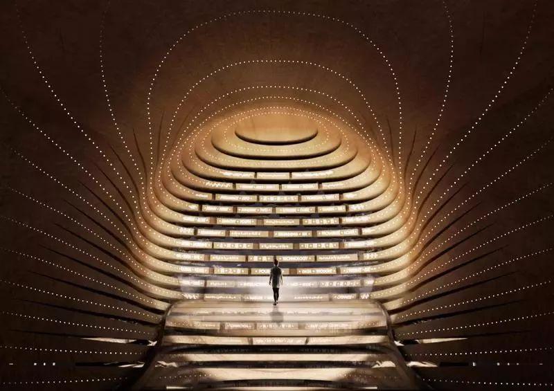 2020迪拜世博会,最新各国展馆建筑设计赏析_14