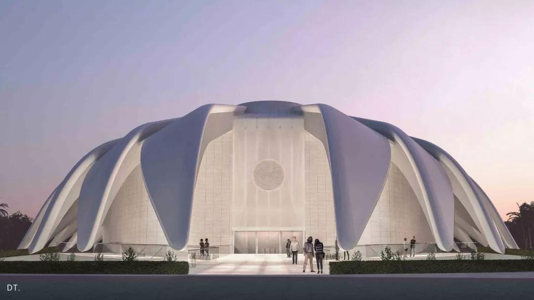 2020迪拜世博会,最新各国展馆建筑设计赏析_10