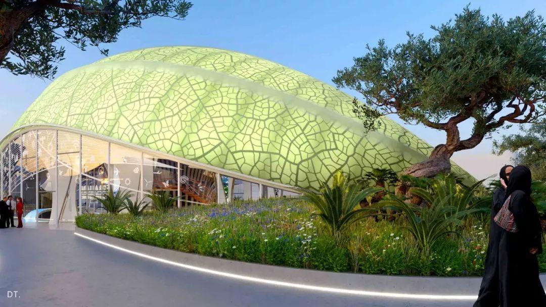 2020迪拜世博会,最新各国展馆建筑设计赏析_16
