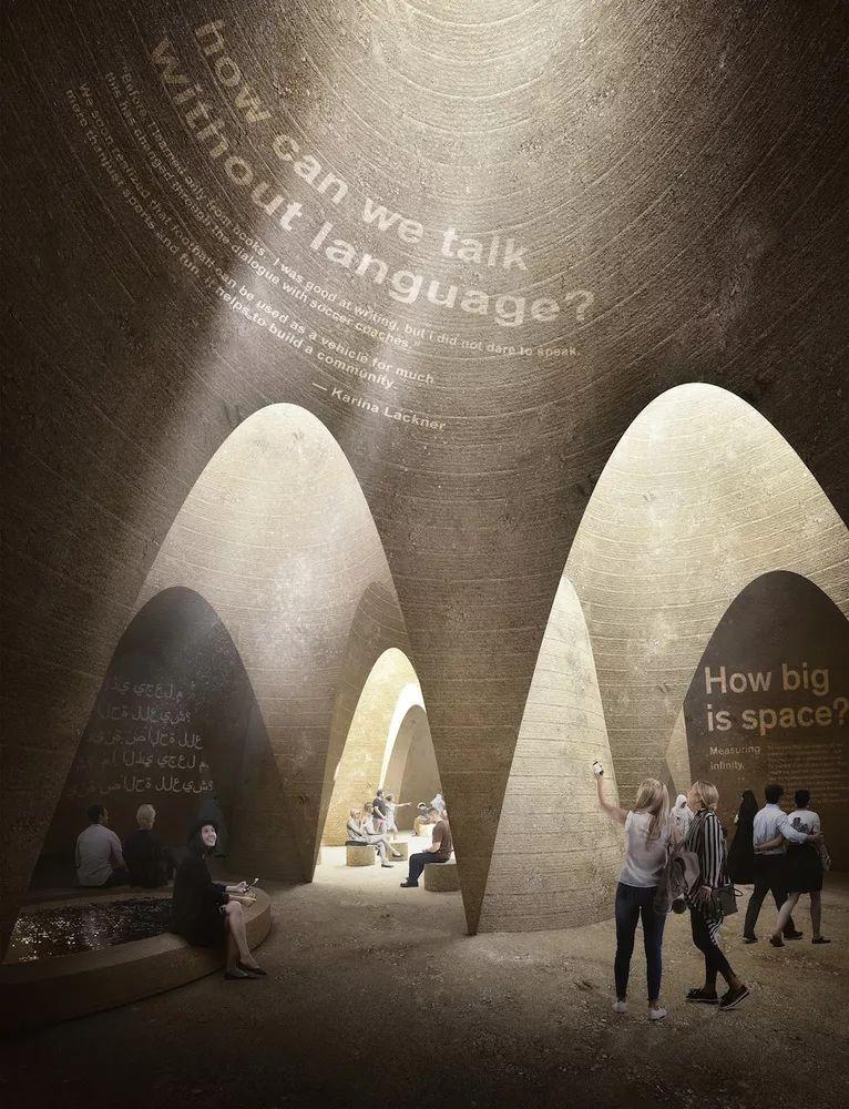 2020迪拜世博会,最新各国展馆建筑设计赏析_19