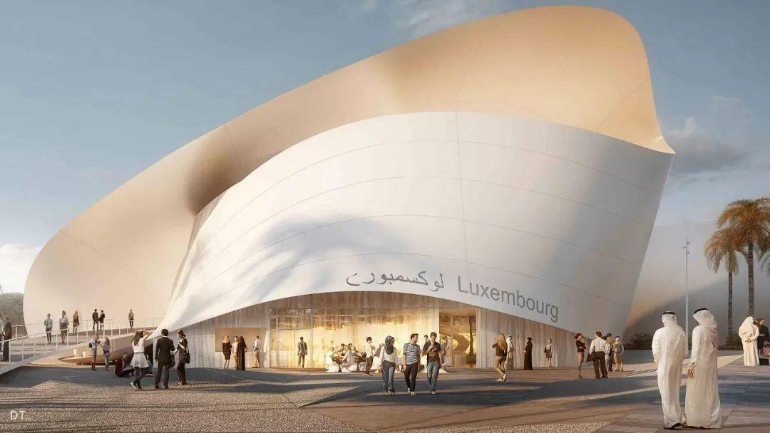 2020迪拜世博会,最新各国展馆建筑设计赏析_27