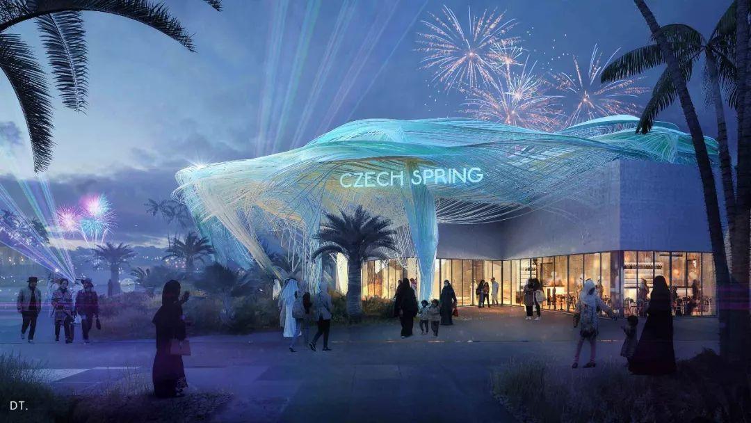2020迪拜世博会,最新各国展馆建筑设计赏析_24