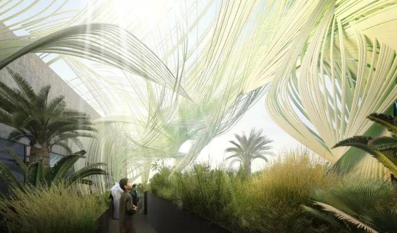 2020迪拜世博会,最新各国展馆建筑设计赏析_26