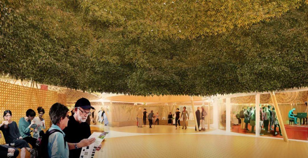 2020迪拜世博会,最新各国展馆建筑设计赏析_37