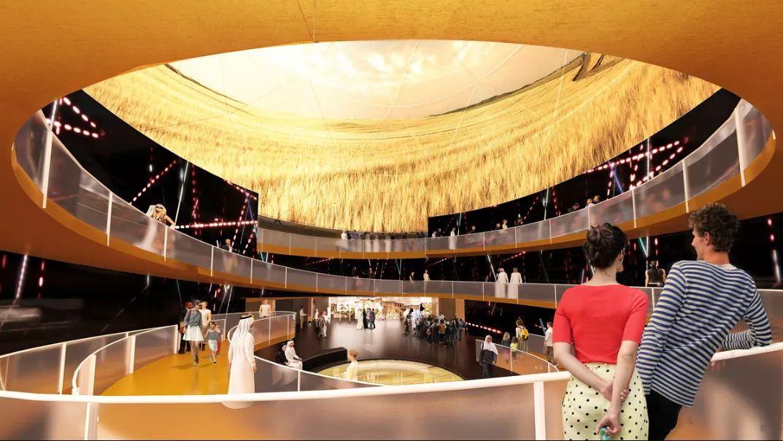 2020迪拜世博会,最新各国展馆建筑设计赏析_36