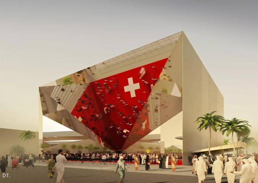 2020迪拜世博会,最新各国展馆建筑设计赏析_32