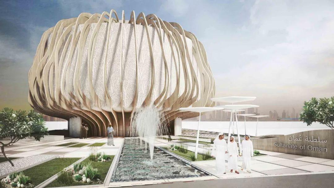 2020迪拜世博会,最新各国展馆建筑设计赏析_30