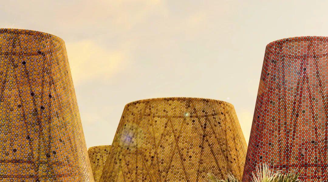 2020迪拜世博会,最新各国展馆建筑设计赏析_35