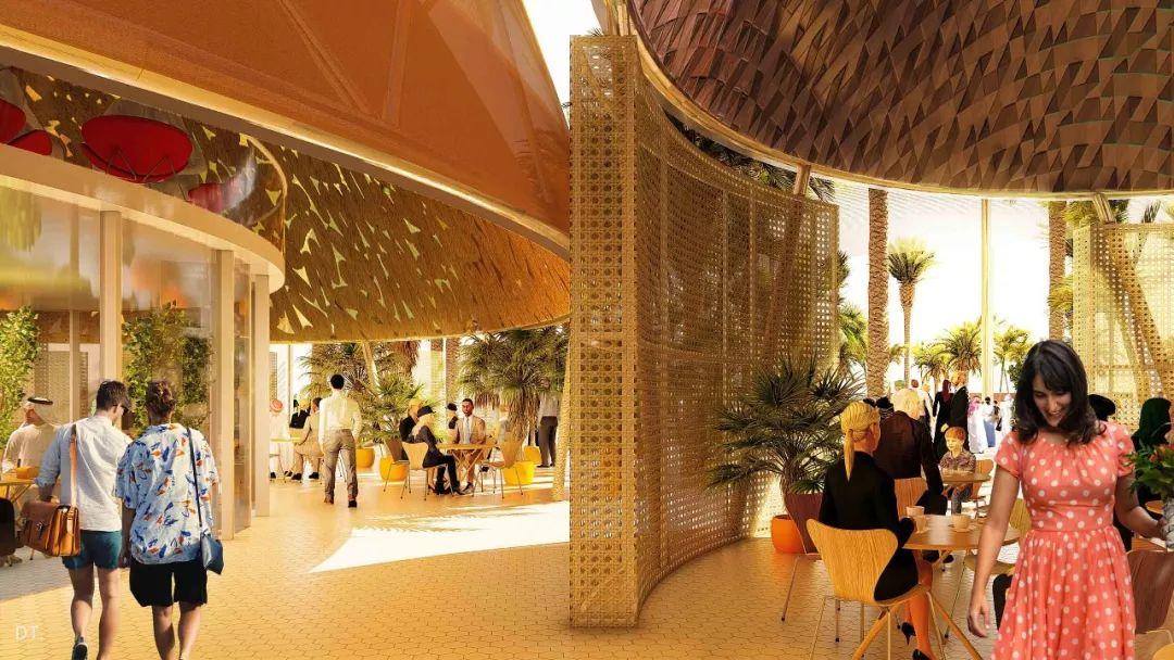 2020迪拜世博会,最新各国展馆建筑设计赏析_38