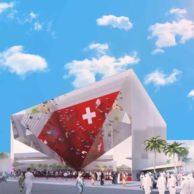 2020迪拜世博会,最新各国展馆建筑设计赏析_33