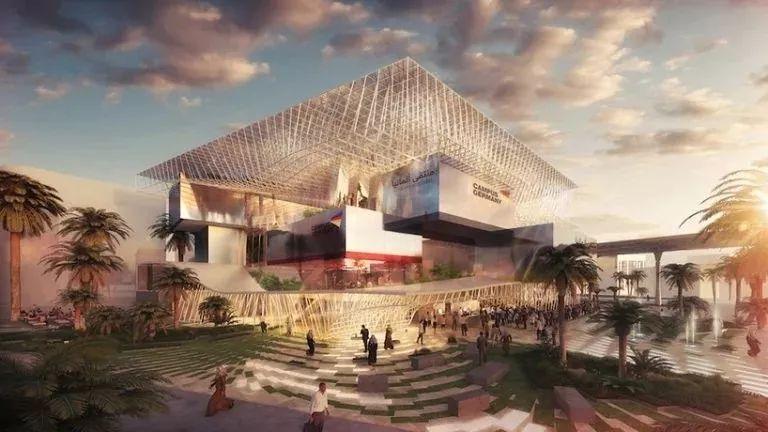 2020迪拜世博会,最新各国展馆建筑设计赏析_44