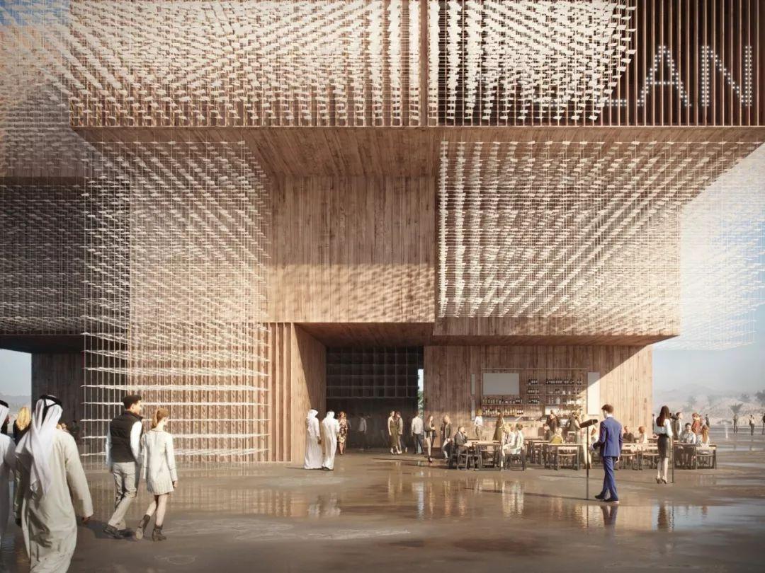 2020迪拜世博会,最新各国展馆建筑设计赏析_47