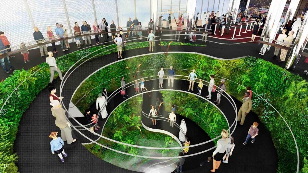 2020迪拜世博会,最新各国展馆建筑设计赏析_41
