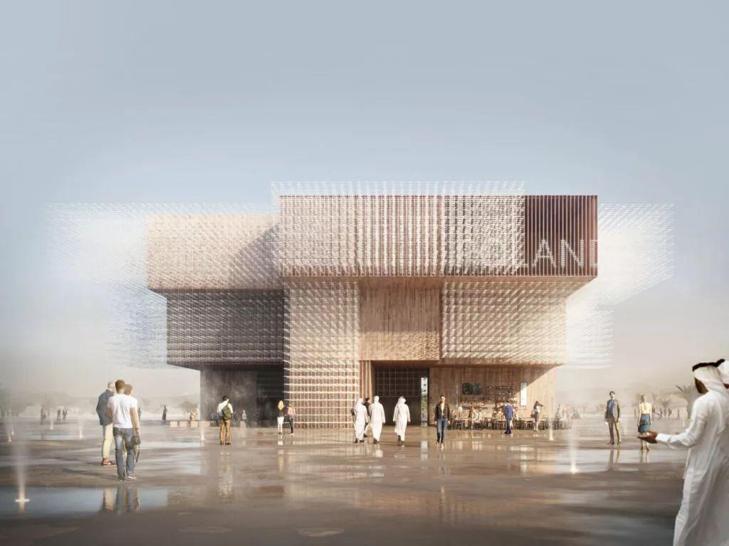 2020迪拜世博会,最新各国展馆建筑设计赏析_46