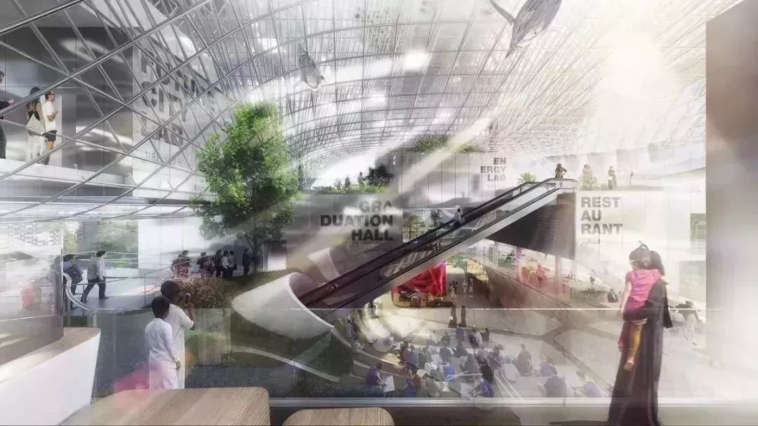 2020迪拜世博会,最新各国展馆建筑设计赏析_45