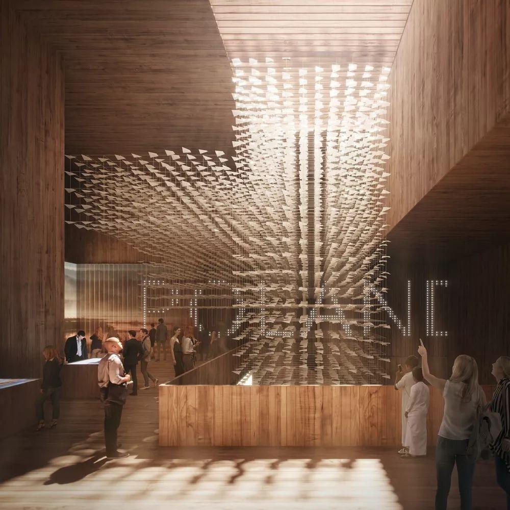 2020迪拜世博会,最新各国展馆建筑设计赏析_48