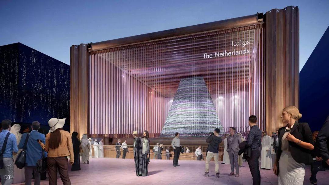 2020迪拜世博会,最新各国展馆建筑设计赏析_49