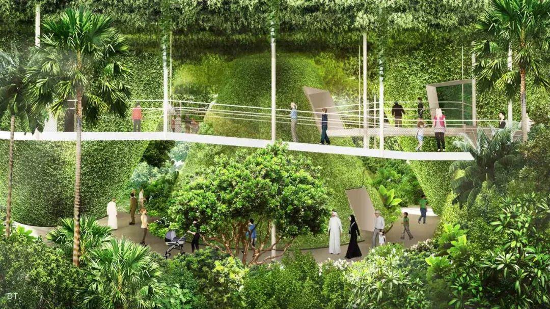 2020迪拜世博会,最新各国展馆建筑设计赏析_40