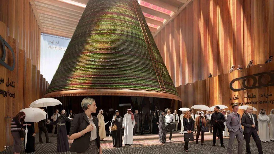 2020迪拜世博会,最新各国展馆建筑设计赏析_50