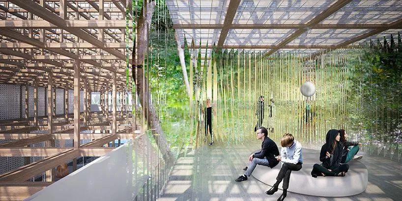 2020迪拜世博会,最新各国展馆建筑设计赏析_57