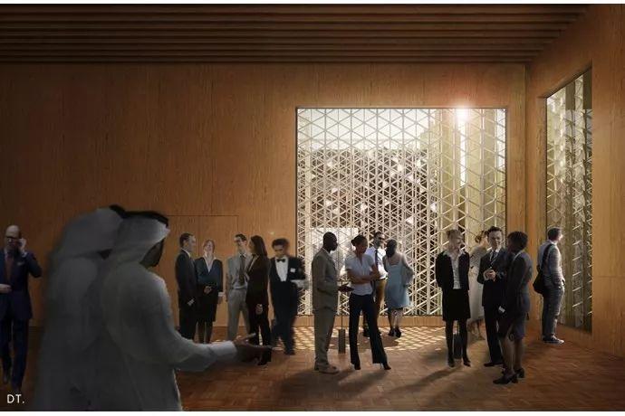 2020迪拜世博会,最新各国展馆建筑设计赏析_54