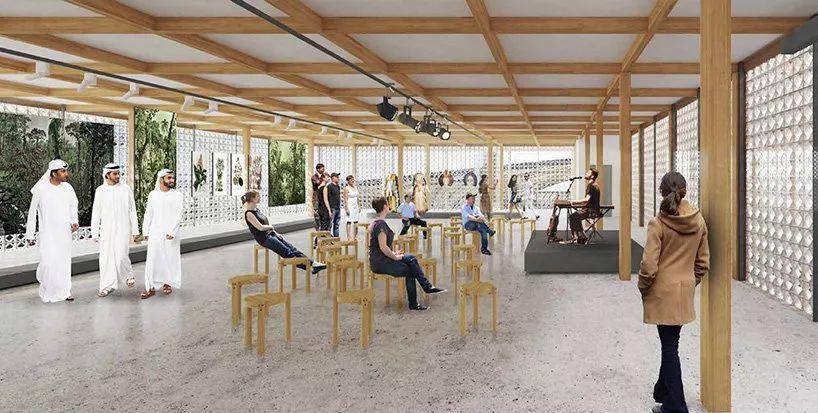 2020迪拜世博会,最新各国展馆建筑设计赏析_58
