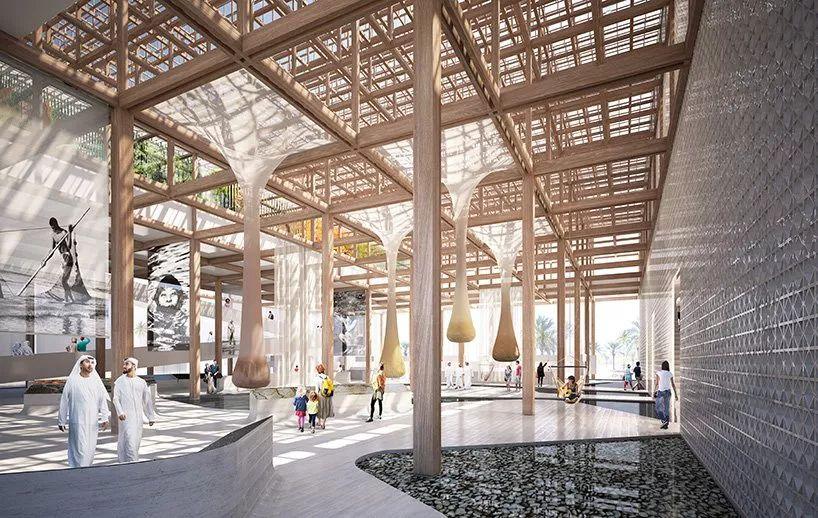 2020迪拜世博会,最新各国展馆建筑设计赏析_59