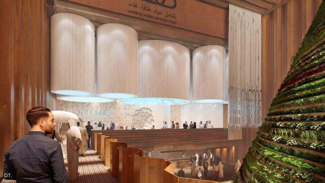 2020迪拜世博会,最新各国展馆建筑设计赏析_51