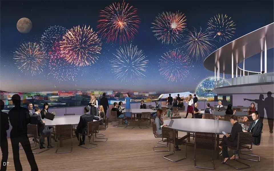 2020迪拜世博会,最新各国展馆建筑设计赏析_65