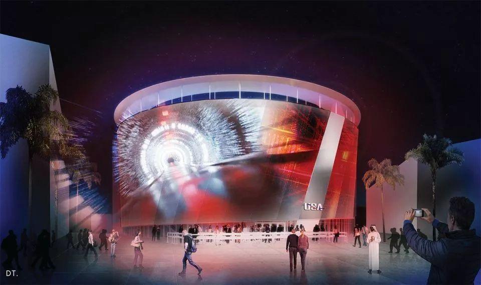2020迪拜世博会,最新各国展馆建筑设计赏析_64
