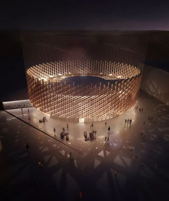 2020迪拜世博会,最新各国展馆建筑设计赏析_63