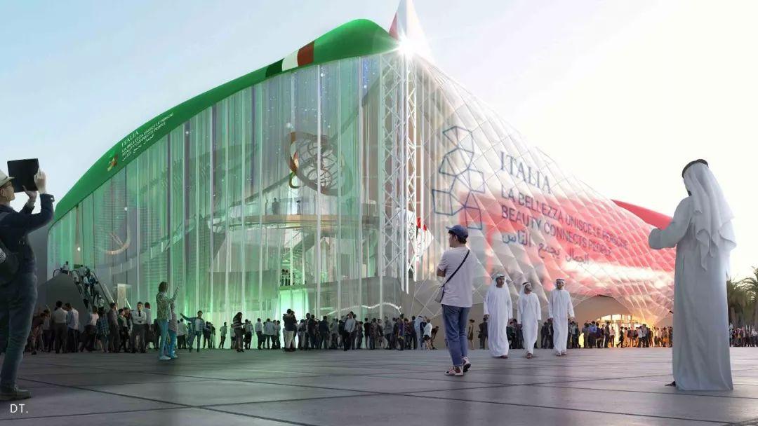 2020迪拜世博会,最新各国展馆建筑设计赏析_68