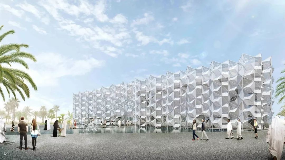2020迪拜世博会,最新各国展馆建筑设计赏析_72