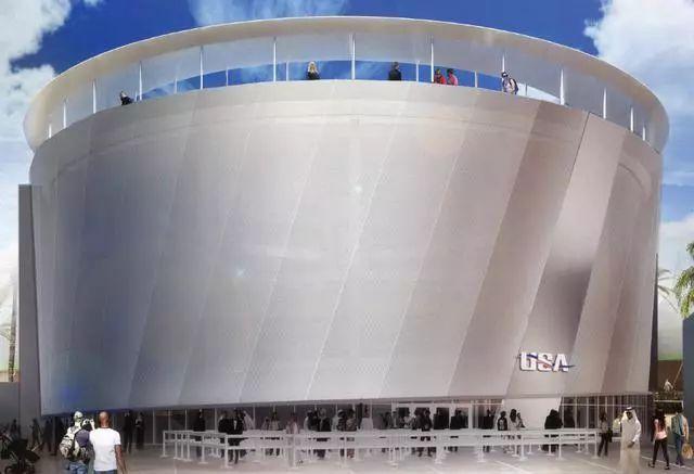 2020迪拜世博会,最新各国展馆建筑设计赏析_66