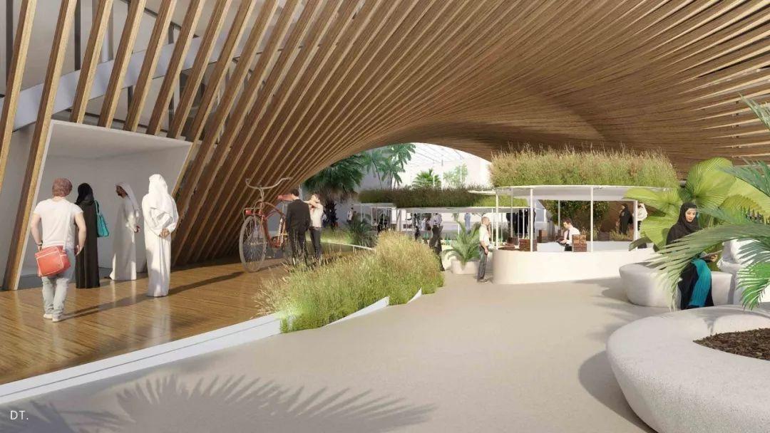 2020迪拜世博会,最新各国展馆建筑设计赏析_62