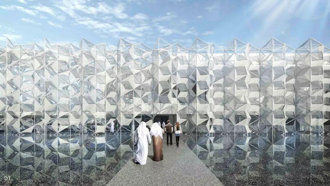 2020迪拜世博会,最新各国展馆建筑设计赏析_74